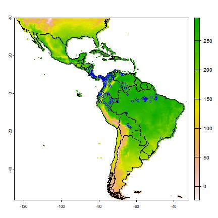 Environmental data — R Spatial