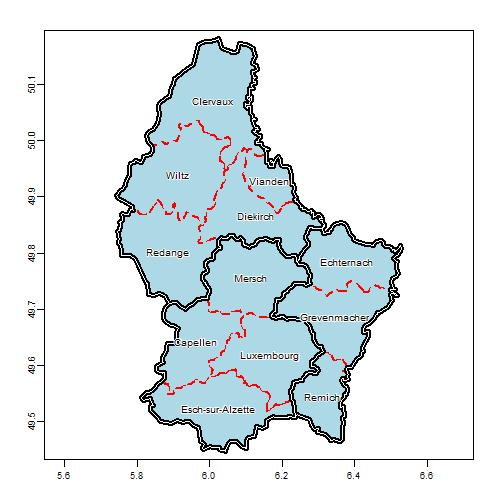 Maps — R Spatial